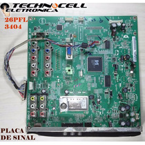 Placa Principal Da Tv Philips 26pfl3404