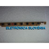 Placa Botonera Lateral Tv Lcd Aoc D32w931