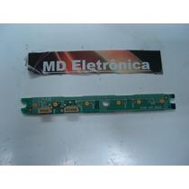 Placa Teclado 3106 103 30241 - Philips 32pfl3404/78