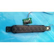 Teclado E Sensor Remoto Para Tv Lg Led Modelo:39ln5700 -