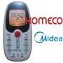 Controle Remoto Para Ar Condicionado Midea + Capa Protetora