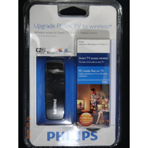 Pta01 Adaptador Wireless Usb Tvs Philips Smart Novo Original