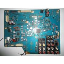Placa Principal De Video Tv Sony Klv-46w300a - 1-873-856-12