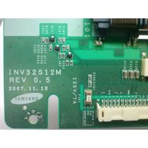 Placa Inverter Tv Lcd Semp Lc3241w Inv32s12m