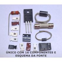 Kit Philips, 32pfl3605d, 40pfl3605d, 32pfl3605, 40pfl3605