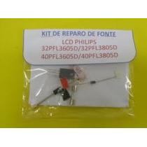 Kit Fonte 32pfl3605 32pfl3805 40pfl3605 40pfl3805 40pfl3606