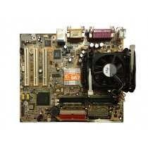 Kit Placa Mãe Gigabyte Ga-8vd 478 +proc. Pentium 4 + Cooler