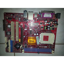 Placa Mãe 462 - M825g Amd *no Estado*