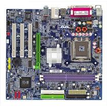 Placa Mãe Gigabyte Ga-8s661fxm-775 Ddr1 Com Garantia