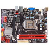 Placa Mãe Biostar P/ Intel H61mlv Ver. 7.1 Ddr3 Lga 1155