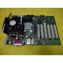 Placa Mãe Intel 478 Mod: D845ebg2 + P4 + Cooler !!! Fotos !!