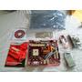 Placa Mãe Pc Chips A31g Socket 754 And Fsb800/ddr400 Mb