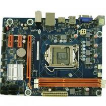 Placa Mãe Pcware Ipmh61p1 Socket Lga 1155 Para Processadore