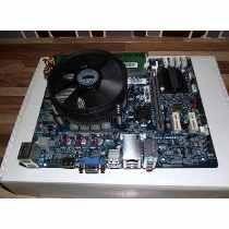 Kit Plac Mae Mw-h61-h2 Core I3 2100 E 2gb De Memória