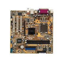 Placa-mãe 775 Ddr Asus P5s800-vm-eaygz On S/v/r Agp 3xpci
