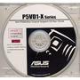 Cd Drivers Original Placa Mae Asus P5vd1-x Series Frete Grat