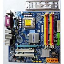 Kit 775 Gigabyte Q35m-s2 Ddr2 + Core 2 Duo E8500 + Cooler
