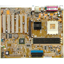 Placa Mãe 462 Asus A7v8x-x Off Com 6 Pci Athlon Xp/sempron