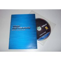 Manual E Cd De Drive Placa Mae Asrock - H61m-hvs