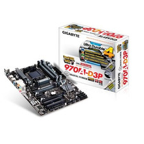 Placa Mãe Gigabyte (amd) Ga-970a-d3p Mania Virtual