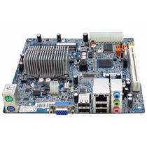 Placa Mãe Pos-einm10cb Processador Atom D525 Dual Core