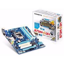 Placa Mae Gigabyte Ga-b75m-d3h 1155 Intel B75 Sata 6gb/s