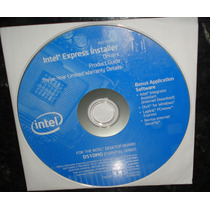Cd Drivers Original Da Placa Mãe Intel Express