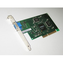 Placa De Video Agp Matrox 790-01 G100a/4/hp Hp P/n 5064-6048