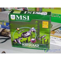 Placa Mãe Msi K8ngm2-fid Com Defeito S939 Socket 939 Amd