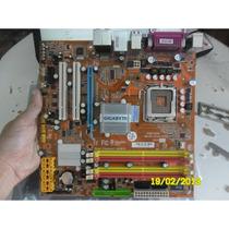 Itautec St4261/gigabyte Ga-q35m-s2 Lga775 4xddr2 Gamer 6sata