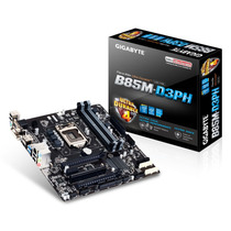 Placa Gigabyte Ga-b85m-d3ph + Core I5 4440 Box + 4gb Ddr3