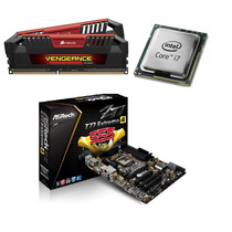Kit Gamer Intel I7 2600k + Asrock Z77 Exteme 4 + Corsair 8gb
