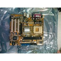 Kit Placa Mãe Winfast 741m01c-gx-6l