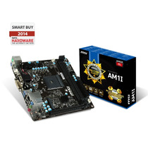 Placa Mãe Msi Am1i Itx (socket Am1) Nova / Gar. / N.f.