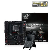Placa Mae Asus Rampage Iv Black Edition Lga 2011 Intel X79
