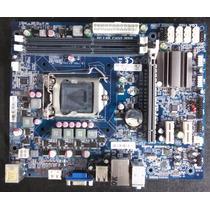 Kit Placa Mãe Mw-h61-2h+processador G620 2.6 Ghz+4gb Memória