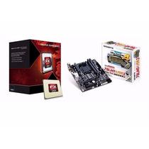 Kit Gamer Gigabyte Ga-78lmt-usb3 + Processador Amd Fx-8320