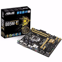Kit Placa Mãe Asus B85m-e + Intel Core I5 4590 + Cooler