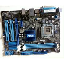 Asus P5g41t-m Lx2/br Lga775/ddr3 Já Preparada Pra Intel Xeon
