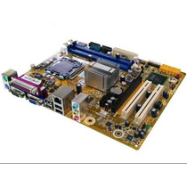 Kit Placa Mãe Asus 775 Ddr3 + Memoria 4gb + Cooler Intel