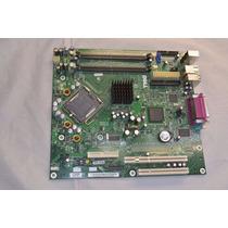 Placa Mãe Dell Optiplex Gx520 - Socket 775 Btx Rj290 Xg312