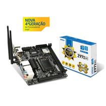 Placa Mae Lga 1150 Intel Serie 9 Msi Z97i Ac Mini Itx