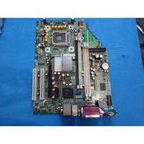 Placa Mae Hp Soquete 775 Usada Testada E Funcionando 100%