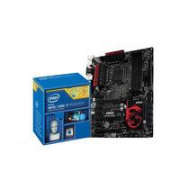 Kit Placa Mãe Gamer Msi Z97-gd65 + Processador Core I7-4790k