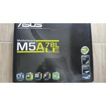 Placa Mãe Asus M5a78l Le Amd