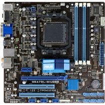 Asus - Motherboards M5a78l-m/usb3 Amd 760g/sb710 Chipset Am3