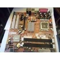 Placa Mãe Itautec St2141 Lga 775, Processador Celeron,cooler