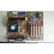 Kit Placa Mãe Asus K8n-e + Sempron 3000 Ai02bx + Cooler