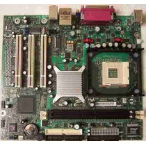 Placa Mae Intel Socket 478 D845glva Toda Onboard E Garantia!