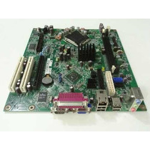 Placa Mae Dell Optiplex 320 Original Funcionando Ok